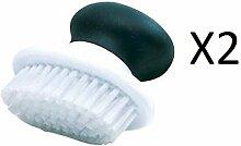 Norpro grip-ez Scrub Pinsel–7,6cm