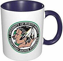 North Dakota Fighting Sioux Nicht verblassender