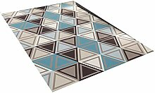 North King Teppich,Abstrakte Geometrie,