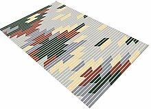 North King Teppich,Abstrakte Teppich, Couchtisch