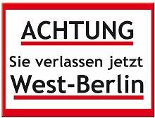 Nostalgic-Art 14029 Berlin CityStyle Achtung Sie