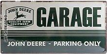 Nostalgic-Art 27013 John Deere - Garage,