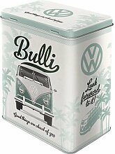 Nostalgic-Art 30134 Volkswagen - VW Bulli - Good things are ahead of you, Vorratsdose L