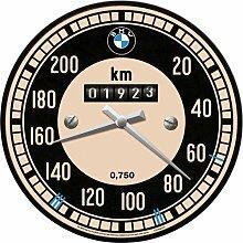 Nostalgic-Art 51080 BMW - Tachometer, Wanduhr 31cm