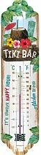 Nostalgic-Art 80335 - Tiki Bar - Thermometer