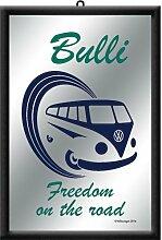 Nostalgic-Art 80731 Volkswagen VW Bulli, Freedom on the road, Spiegel