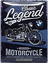 Nostalgic-Art Retro Blechschild BMW – Classic