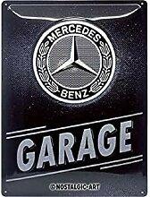 Nostalgic-Art Retro Blechschild Mercedes-Benz –