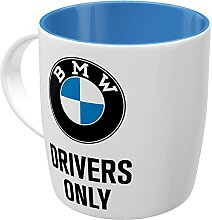 Nostalgic-Art Retro Kaffee-Becher - BMW - Drivers