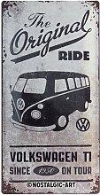 Nostalgic-Art Volkswagen Retro Blechschild - VW