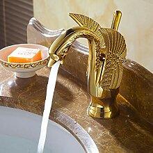 Nostalgie Einhebelmischer Bad Armatur Retro
