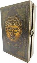 Nostalgie - Schlüsselkasten Buddha Schlüssel