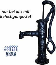 Nostalgie Schwengelpumpe Typ 75 ** inklusive Schraubenset **