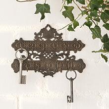 Nostalgisches Schlüsselbrett, Schlüsselboard,