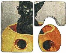 Not applicable Badteppichmatten mit Katzen- und