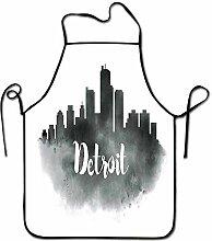 Not Applicable Detroit Schürze Kochen, Grill