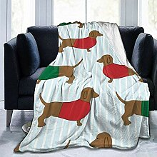 Not Applicable Flannel Throw Blankets,Lustiger