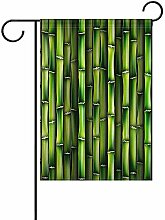 Not applicable Polyester-Garten-Flagge, doppelte