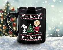 Not Branded Jasmin Christmas Snoopy and Charlie