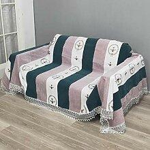 not Decke Couch-Überwurf Plaid wohndecke