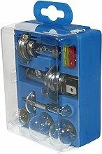 Not-Panne Auto Lampe und Sicherung Sortiment Kit