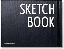 Notizbuch Sketchbook