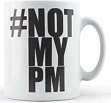 # Notmypm-bedruckte Tasse