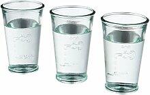 noTrash2003 Gläser Set Wasserglas Jamie Oliver