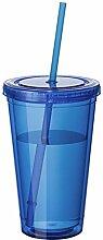 noTrash2003 Plastikbecher doppelwandig Tasse