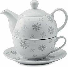 noTrash2003 Tee Set Teekanne Kaffeekanne Tasse
