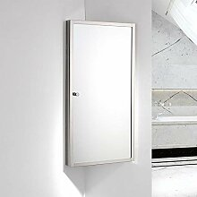 Nova Badezimmer-Eckspiegelschrank,