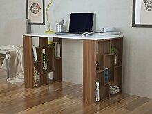 Computertisch Nussbaum Günstig Online Kaufen Lionshome
