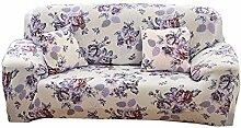 NovaDecor Sofabezug Möbelschutz Sofa-Abdeckung Schonbezug für 1 2 3 Sitzer (2 Sitzer, Farbe 1)