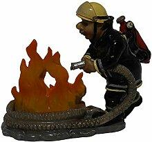 Novaliv Feuerwehrmann Handyhalter