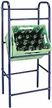 Novaliv Getränkekistenhalter I Regal für 3 Kiste