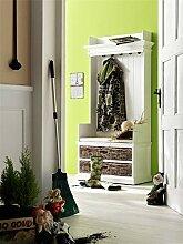 NovaSolo Eingangsbereich Garderoben-und