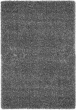 Novel HOCHFLORTEPPICH 200/200 cm Grau , Uni, 200 cm