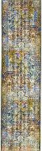 Novel LÄUFER 80/300 cm Multicolor , Vintage,