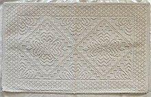 Novel Maxison Teppich Sardo aus 100 % Baumwolle