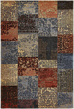 Novel VINTAGE-TEPPICH 155/230 cm Multicolor ,