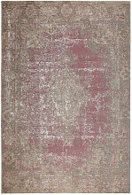 Novel VINTAGE-TEPPICH 240/330 cm Beige, Weinrot ,