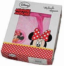 Novia Bademantel Minnie Mouse Disney Mädchen