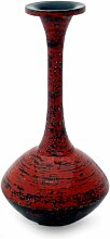 NOVICA 358.592,1cm Melody of Art Bambus Vase,