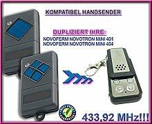 Novoferm Garagentor Fernbedienung Handsender