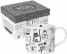 Now Designs Purr Partybecher in einer Box (L04019)