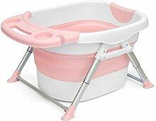 NQ-ChongTian Faltbare Babybadewanne, tragbare