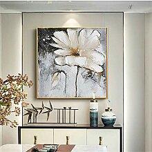 nr Blumenbild Leinwand Malerei Wandkunst Bilder