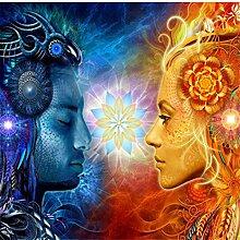 nr Tantra Shiva Wandplakate Moderne Hindu-Götter