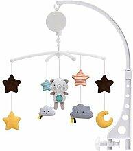Nrkin Musik-Mobile Baby,Spieluhr Baby Mobile,Baby