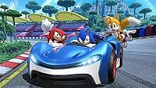 NSGG Team Sonic Racing Diamond Painting Mit